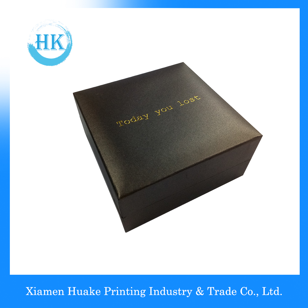 Luxury Fancy Gift Box Hardcover With Lid And Bottom Box