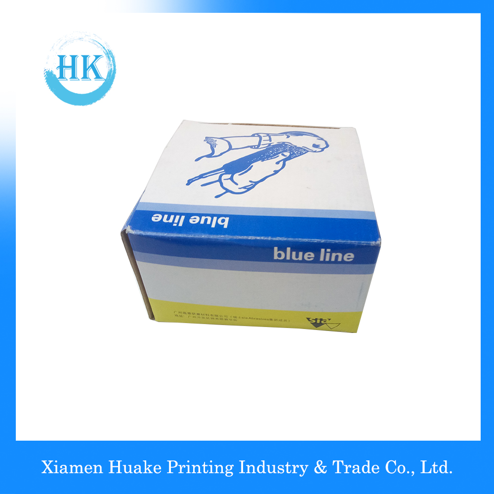 Recyclable Corrugated Paper Box