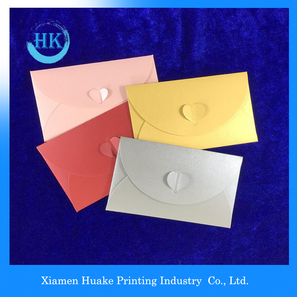 Color Envelopes China Manufacturer