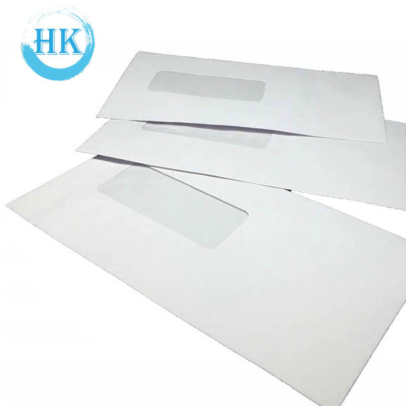 Window Face Envelopes