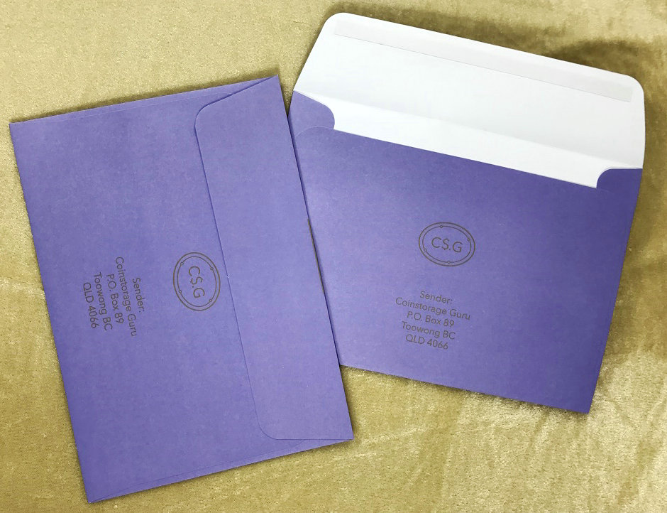 Commercial Mailing Envelopes