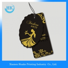 Garment/Clothing Paper Hang Tag Huake Printing