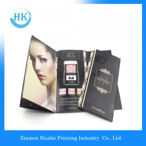Folds Cosmetics Printing Design Brochure