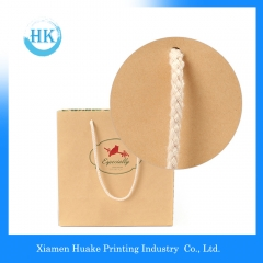 Paper Bags With Cotton Rope