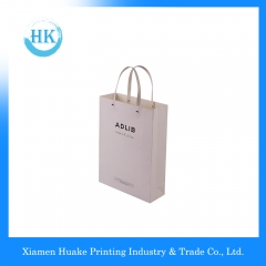 Top quality elegant shopping bag tote bag paper bag Huake Printing