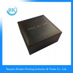Fancy Gift Box Hardcover With Lid And Bottom Box