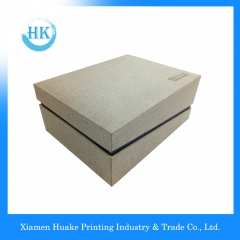 Design Cloth Hardcover Box With Lids