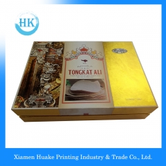 Hardcover  Folding Box With Lids