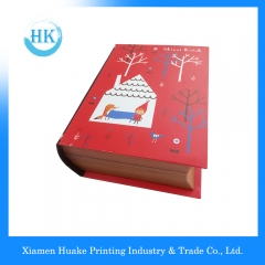 Printing Merry Christmas Gift Box