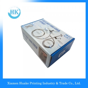 Family Daily Paper Packaging Box With  Lamination