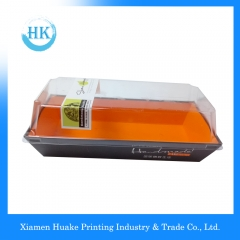Print Cake Packing Box with White Card Paper