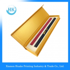 Disply  Magnetic Closure Packaging Box With Velvet Huake Printing