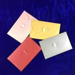 coloured envelope