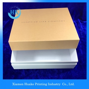 Lid And Base Rigid Packaging Box