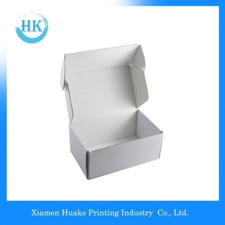 Corrugated  Packaging Box With Free Design And Low MOQ