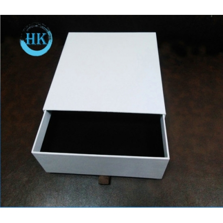 Drawer Box Packaging With Ribbon In China