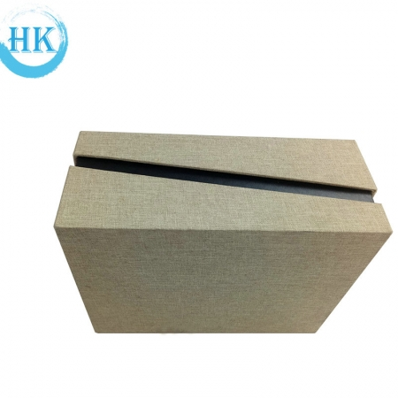 Square Fancy Paper Gift Packaging  Luxury Box Lid Combination