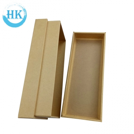 Luxury Glasses Packing Paper Box With Hot Stamping