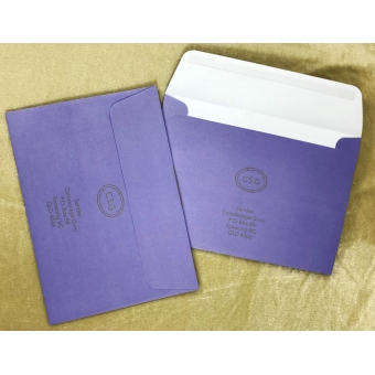 Regular Envelopes