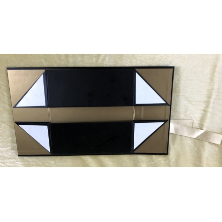 Gold Foiling Folding Magnet Paper Box