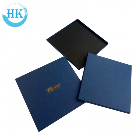 Luxury Rigid Packaging Cardboard Cloth Box