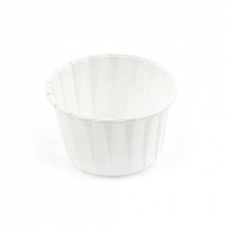 Disposable Souffle Paper Portion Cup